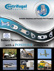 Centrifugal Castings Product Catalog